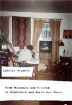 Plymell, Charles: From Mc Namara and Vietnam to Rumsfield and World War ThreeCherry Valley, September 2003