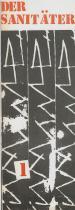 Der Sanitäter Nr. 1/88, Zeitschrift für Text & Bild