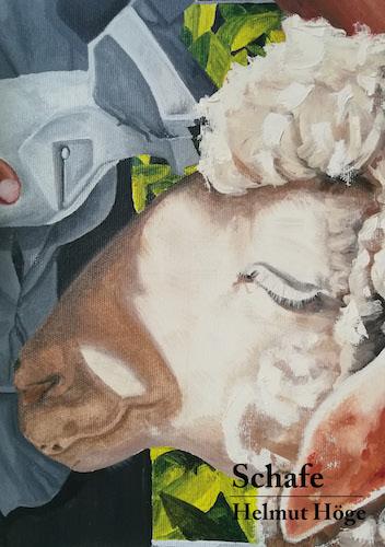 Cover Helmut Höge: Schafe